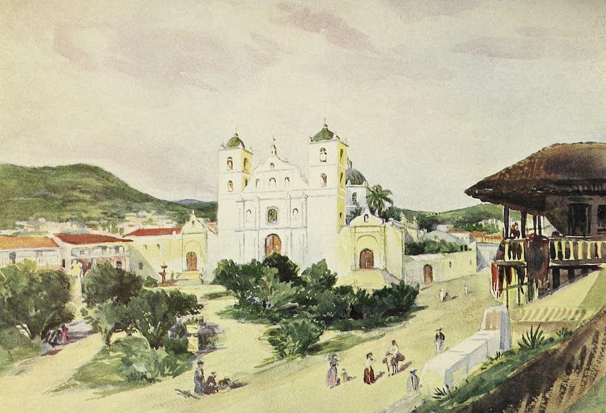 The Golden Caribbean - Central Park (Tegucigalpa, Honduras) (1900)