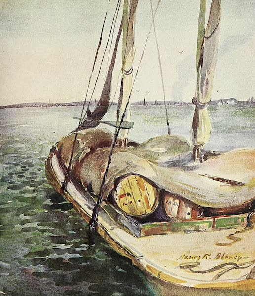 The Golden Caribbean - Cargo Boats (1900)