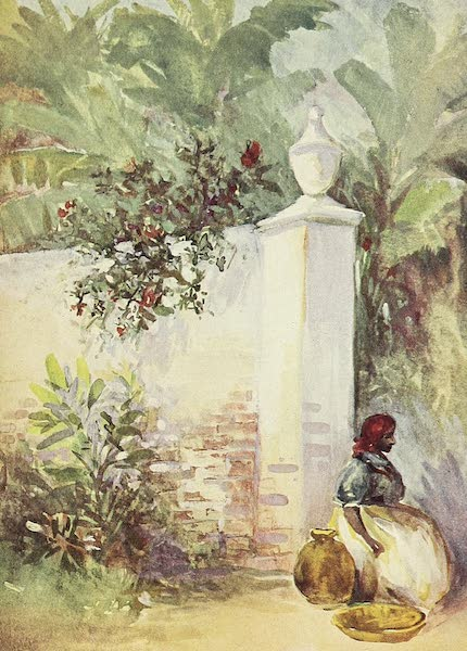The Golden Caribbean - Belize (Old Gate) (1900)