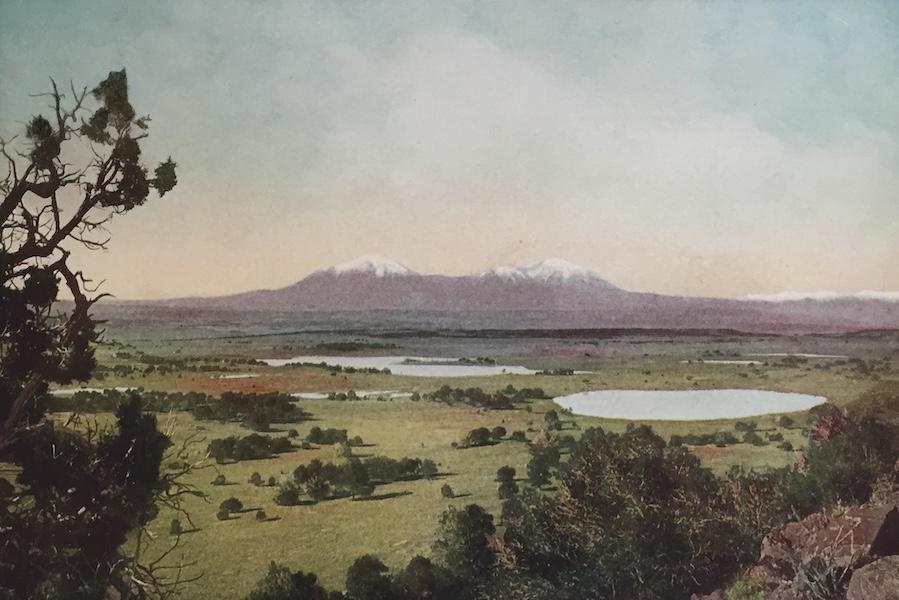 The Great Southwest - Spanish Peaks, Colorado (1919)