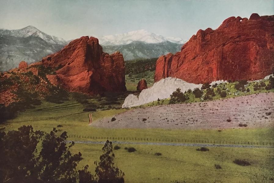 The Great Southwest - Gateway, Garden of the Gods, Colorado (1919)
