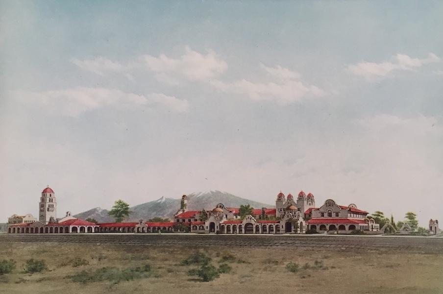 The Great Southwest - The Alvarado, Albuquerque, New Mexico (1919)