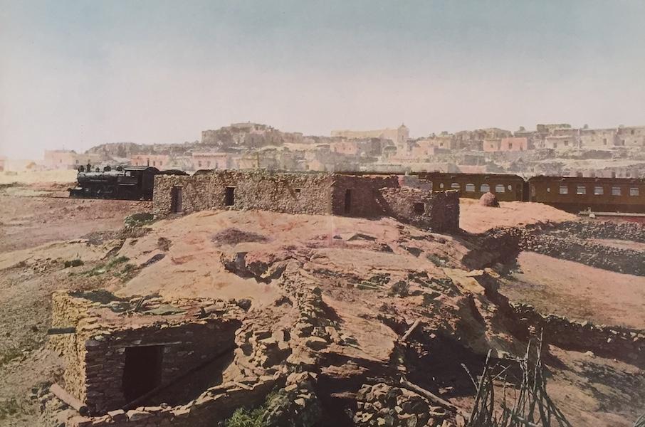 The Great Southwest - Pueblo of Laguna, New Mexico (1919)