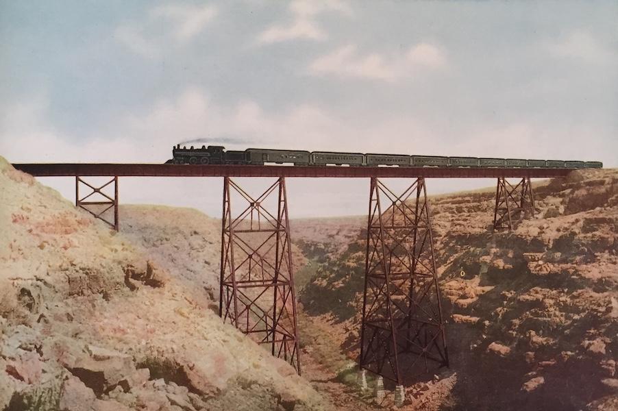 The Great Southwest - Canyon Diablo, Arizona (1919)