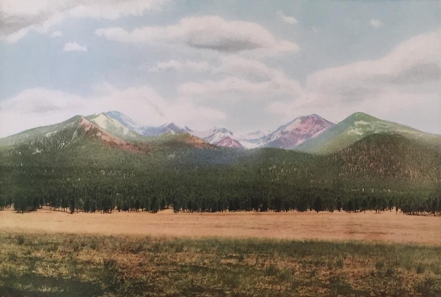 The Great Southwest - San Francisco Mountains, Arizona (1919)