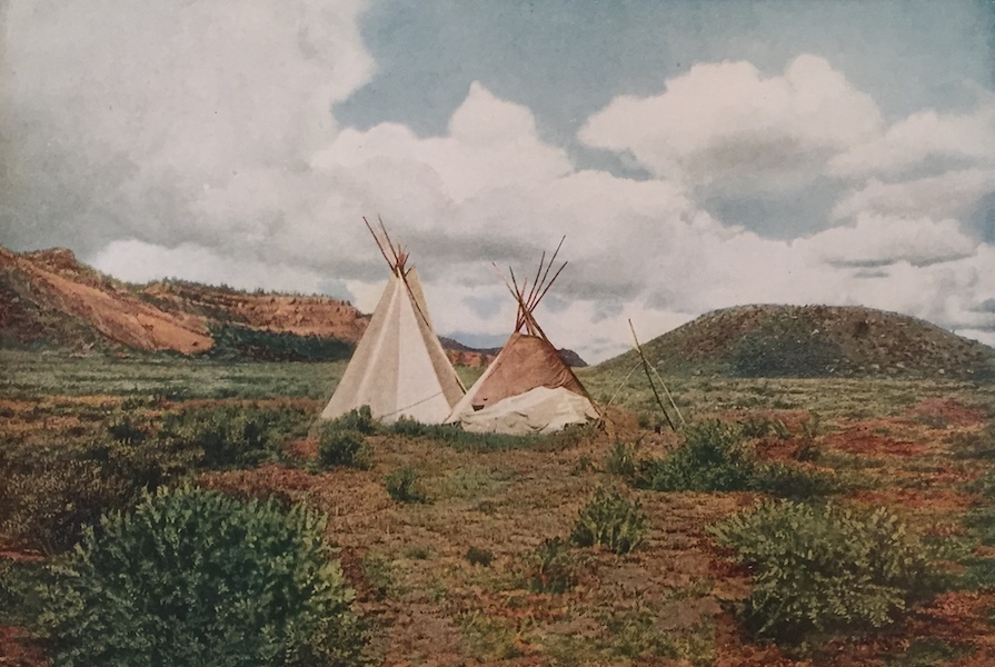 The Great Southwest - In Apache Land, Arizona (1919)