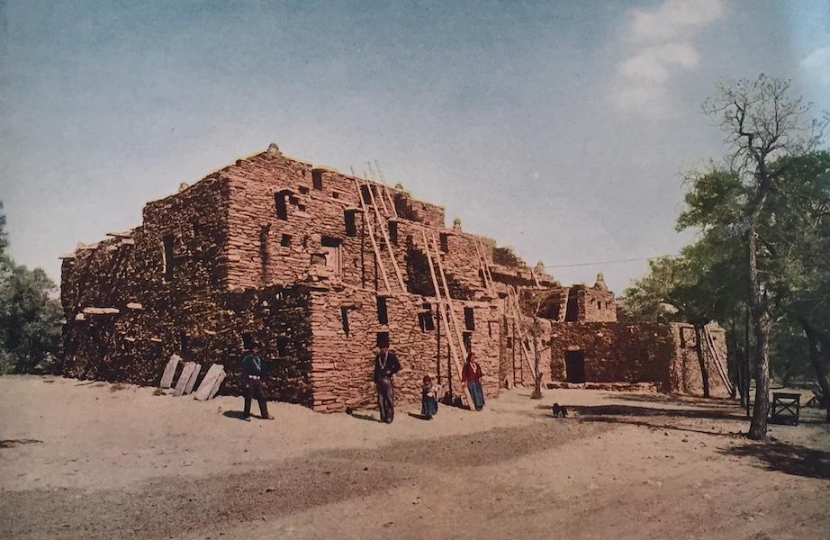 The Great Southwest - The Hopi House, Grand Canyon, Arizona (1919)