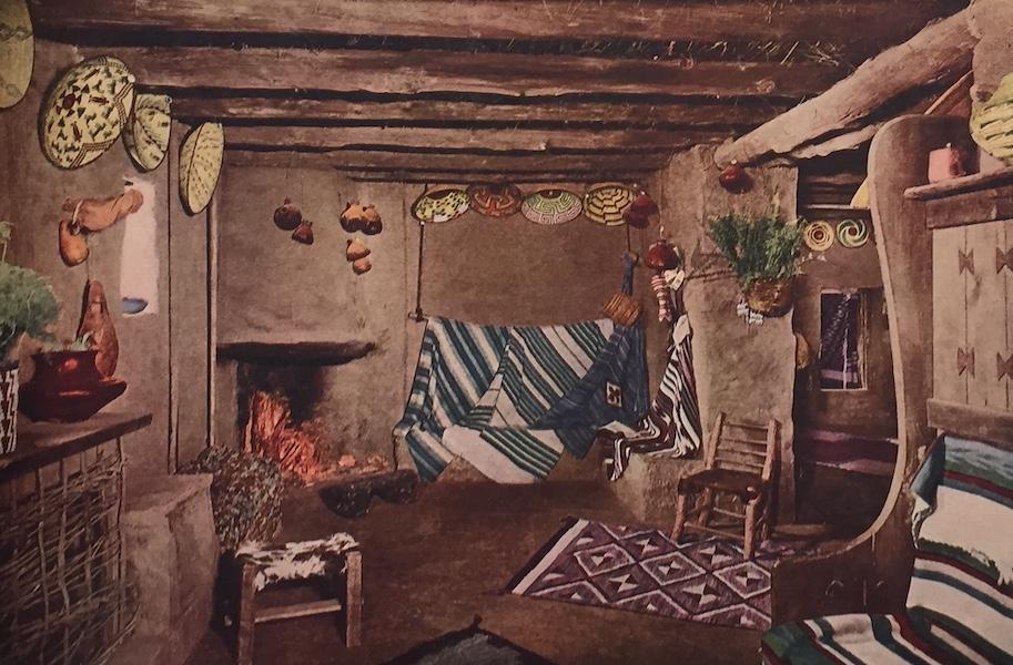 The Great Southwest - Interior Hopi House, Grand Canyon, Arizona (1919)