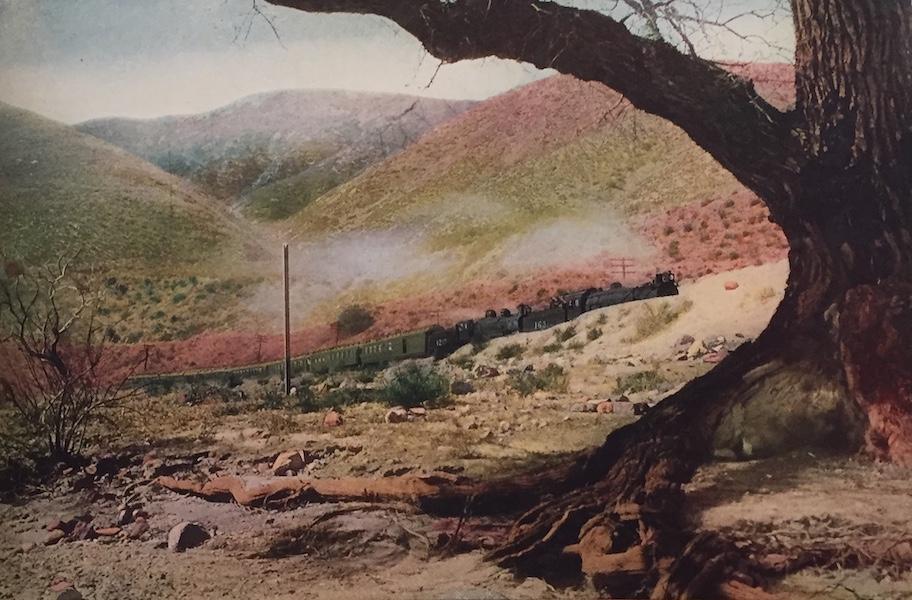 The Great Southwest - Ascending Cajon Pass, California (1919)