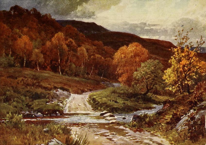 The Heart of Scotland Painted and Described - Glenfinlas (1909)