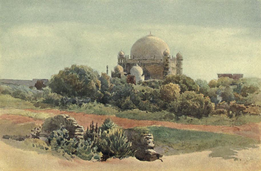 The High-Road of Empire - The Gol Gumbaz, Bijapur (1905)