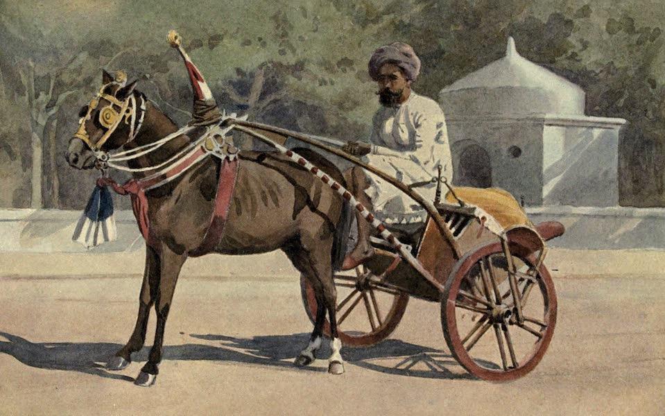 The High-Road of Empire - A Benares Ekka (1905)