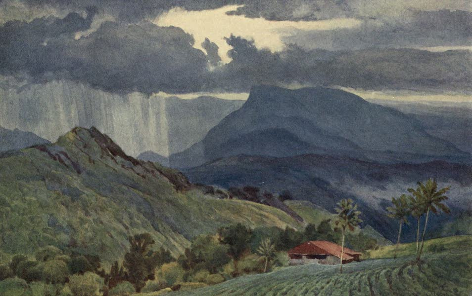 The High-Road of Empire - A Tropical Shower (1905)