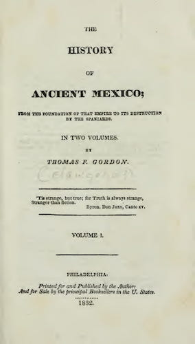 New World - The History of Ancient Mexico Vol. 1