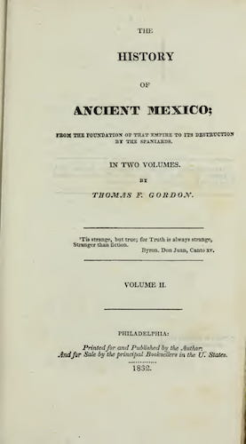 Getty Research Institute - The History of Ancient Mexico Vol. 2