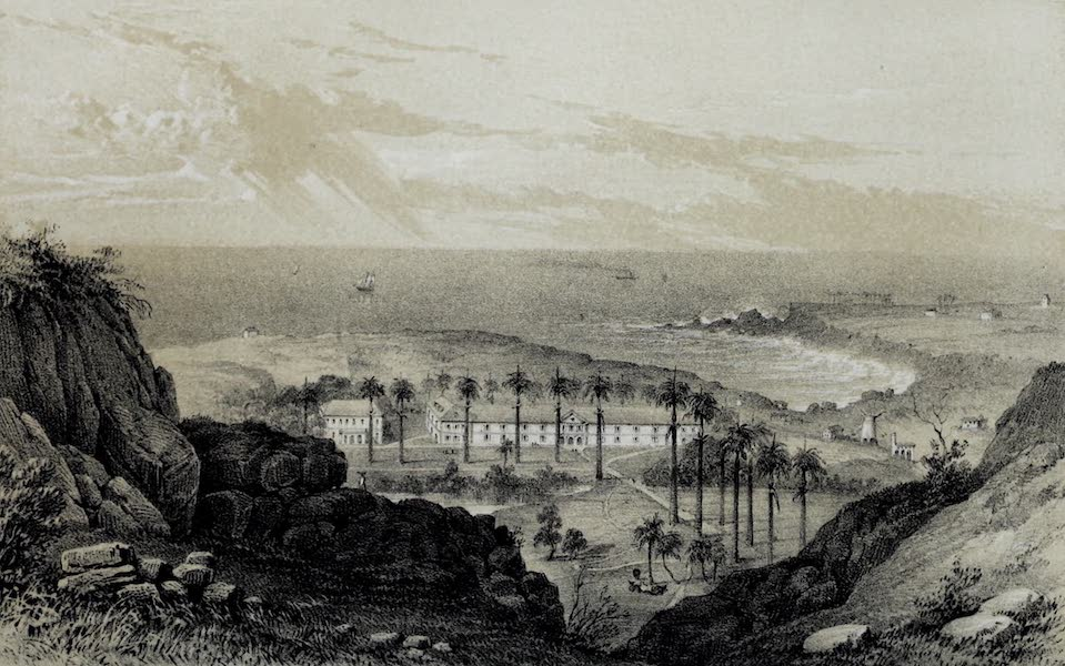 The History of Barbados - Codrington College (1848)