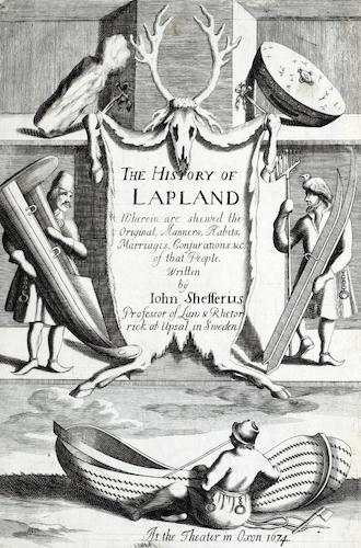 The History of Lapland (1674)
