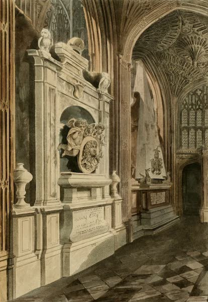 The History of the Abbey Church of St. Peter's Westminster Vol. 2 - Sir George Savile (1812)