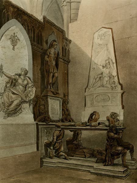 The History of the Abbey Church of St. Peter's Westminster Vol. 2 - Chapel of St. John the Evangelist [I] (1812)