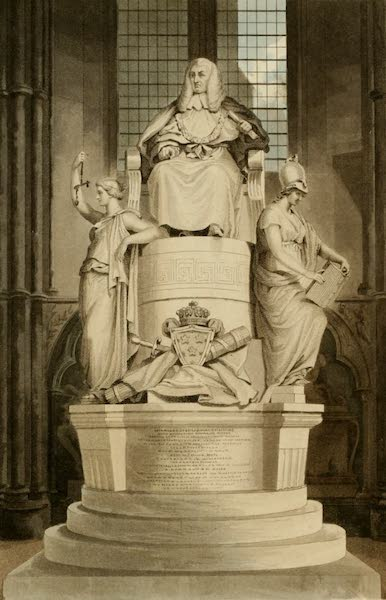 The History of the Abbey Church of St. Peter's Westminster Vol. 2 - Lord Mansfield (1812)