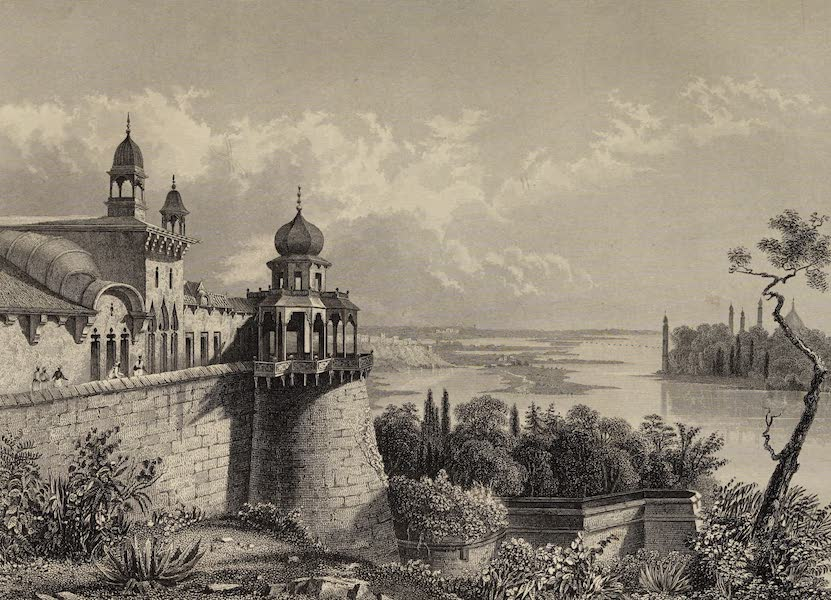 The History of the Indian Mutiny Vol. 1 - The Palace at Agra (1858)