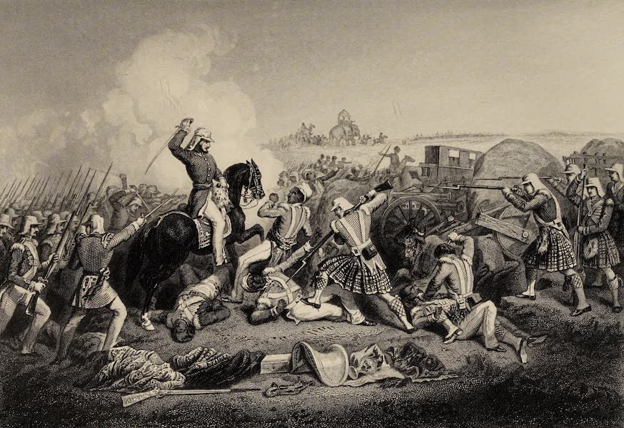 The History of the Indian Mutiny Vol. 1 - General Havelock's Attack on Nana Sahib at Futtypore (1858)