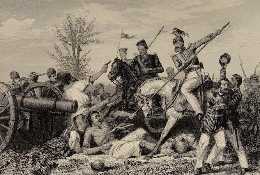 The History of the Indian Mutiny Vol. 1 - Capture of a Gun at Banda (1858)
