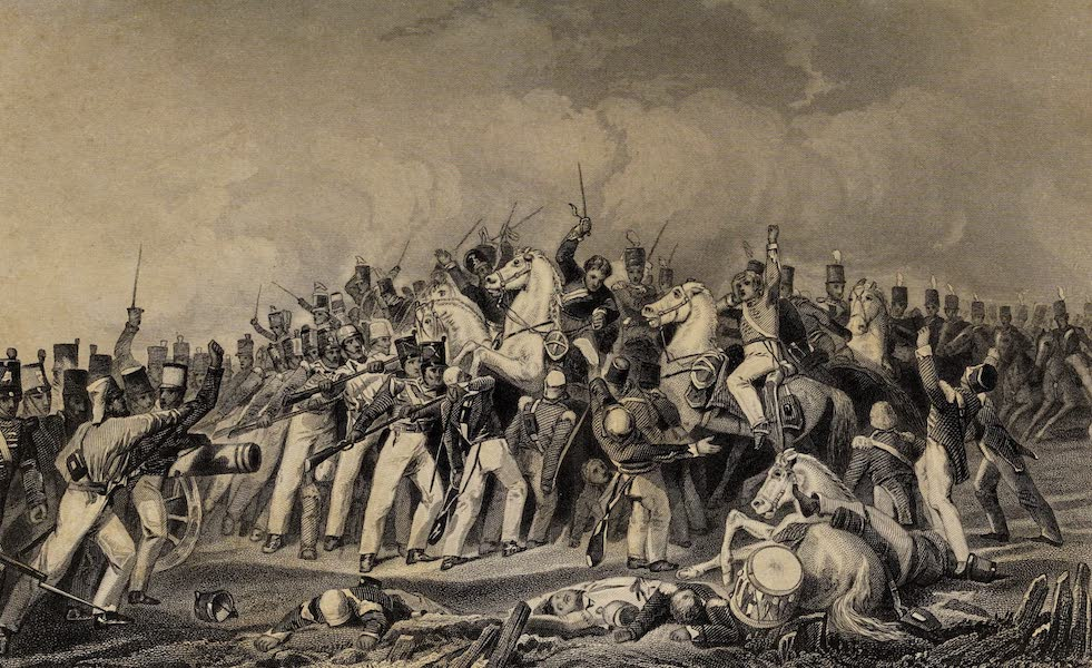 The History of the Indian Mutiny Vol. 1 - Defeat of the Sealkote Mutineers by General Nicholson's Column (1858)