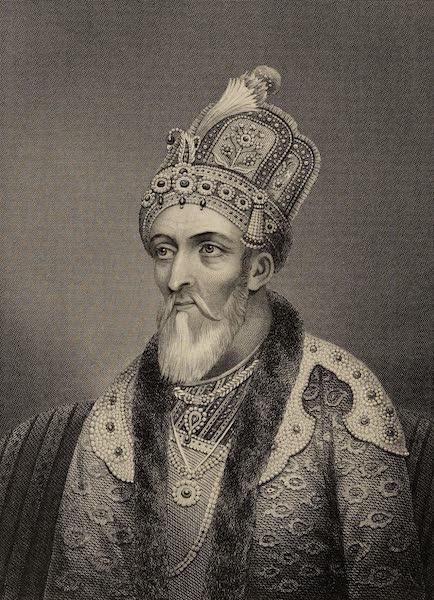 The History of the Indian Mutiny Vol. 2 - Mahomed Suraj-oo-Deen, Shah Gazee, Titular King of Delhi (1859)