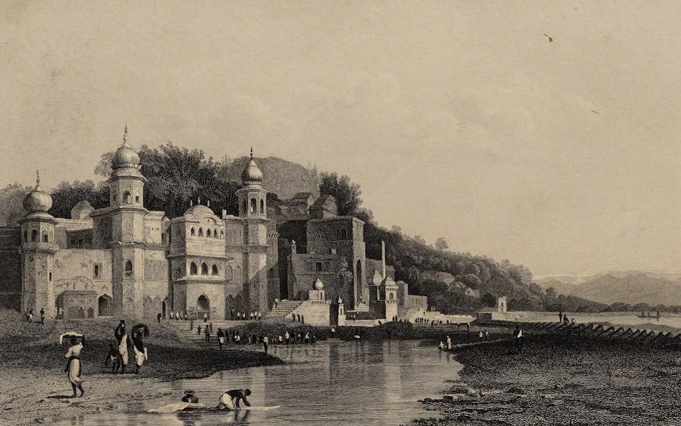 The History of the Indian Mutiny Vol. 2 - Hurdwar, A Place of Hindoo Pilgrimage (1859)