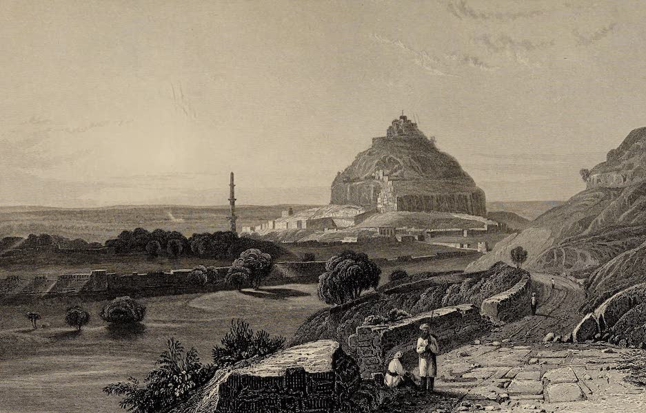 The History of the Indian Mutiny Vol. 2 - The Fortress of Dowlatabad in the Deccan (1859)