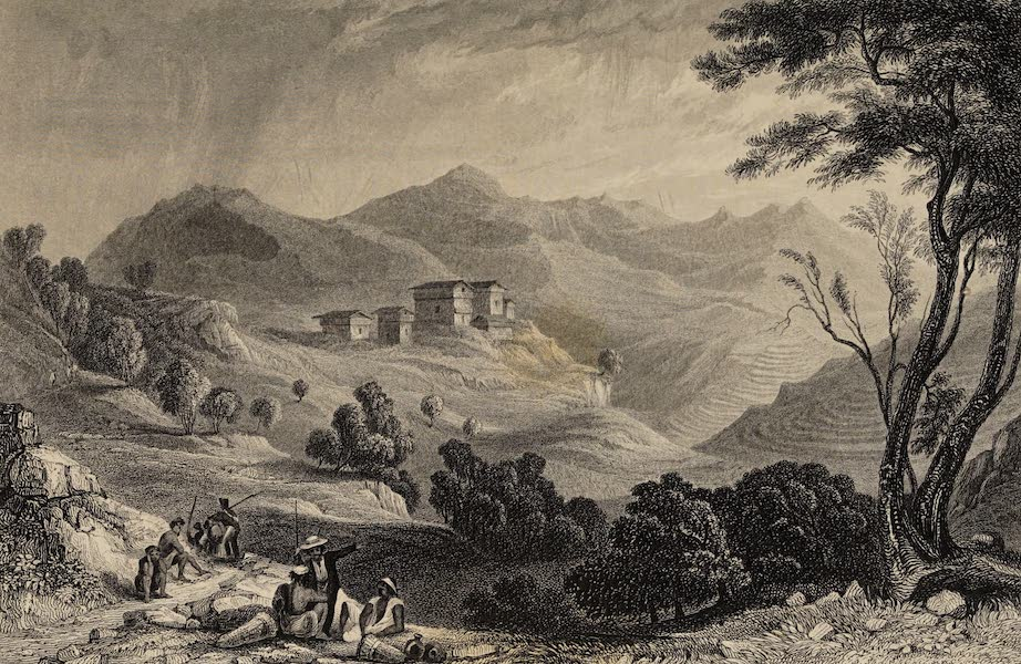 The History of the Indian Mutiny Vol. 2 - Village of Naree (1859)
