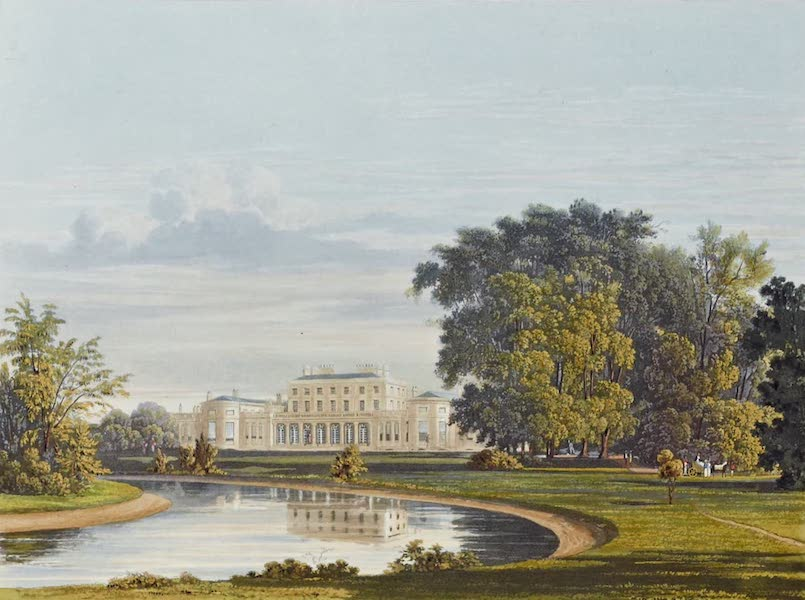 History of the Royal Residences Vol. 1 - Frogmore (1819)