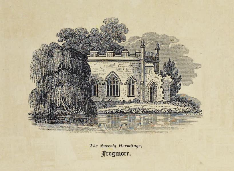 History of the Royal Residences Vol. 1 - The Queen's Hermitage, Frogmore (1819)