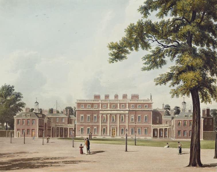 History of the Royal Residences Vol. 2 - Buckingham House (1819)