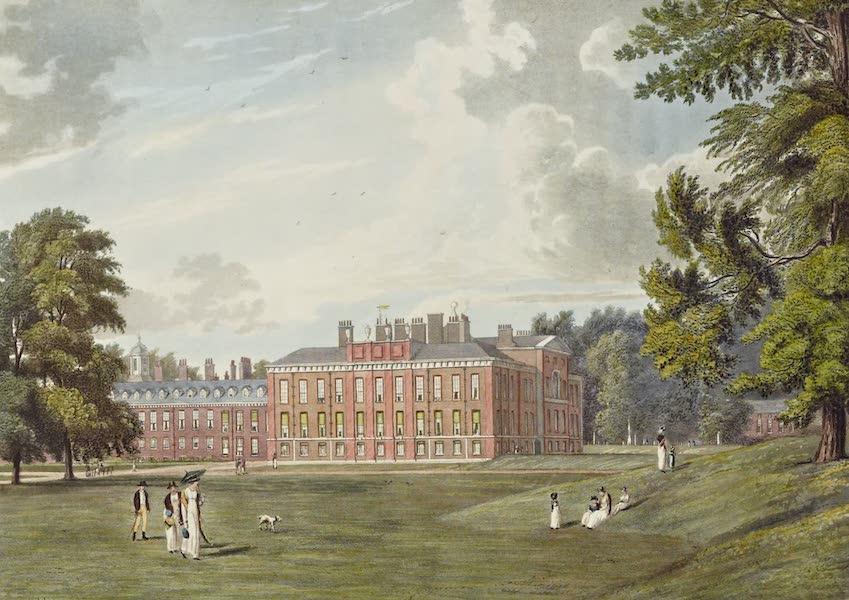 History of the Royal Residences Vol. 2 - Kensington Palace (1819)