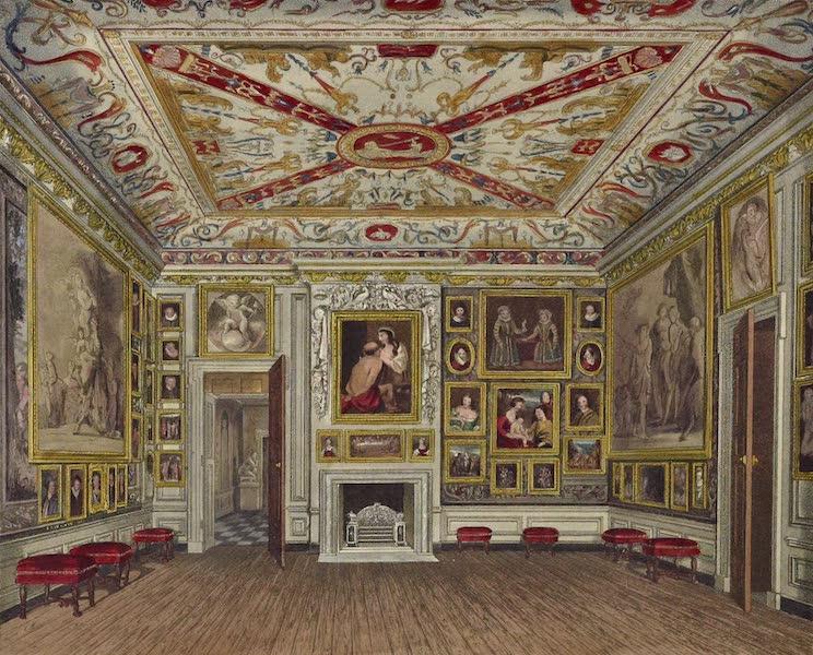 History of the Royal Residences Vol. 2 - Presence Chamber, Kensington Palace (1819)
