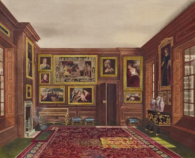 History of the Royal Residences Vol. 2 - The King's Closet, Kensington Palace (1819)