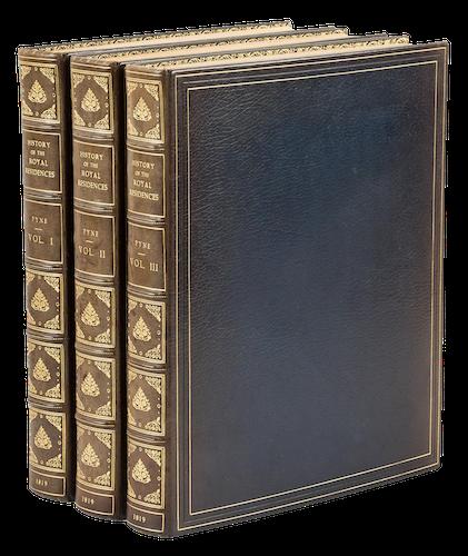 History of the Royal Residences Vol. 3 - Display (1819)