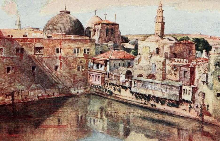 The Holy Land, Painted and Described - Jerusalem - The Pool of Hezekiah (1902)