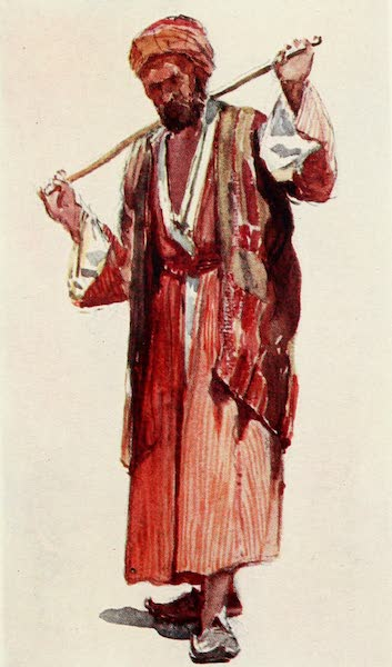 The Holy Land, Painted and Described - Syrian Shepherd (1902)