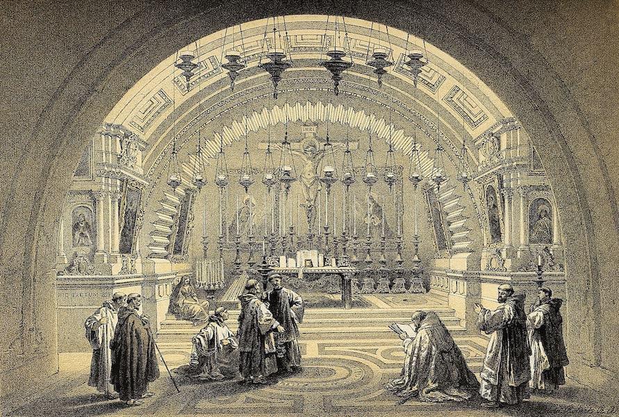 The Holy Land : Syria, Idumea, Arabia, Egypt & Nubia Vols. 1 & 2 - Cavalry - Holy Sepulchre (1855)