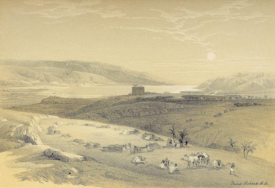 The Holy Land : Syria, Idumea, Arabia, Egypt & Nubia Vols. 1 & 2 - Jericho (1855)