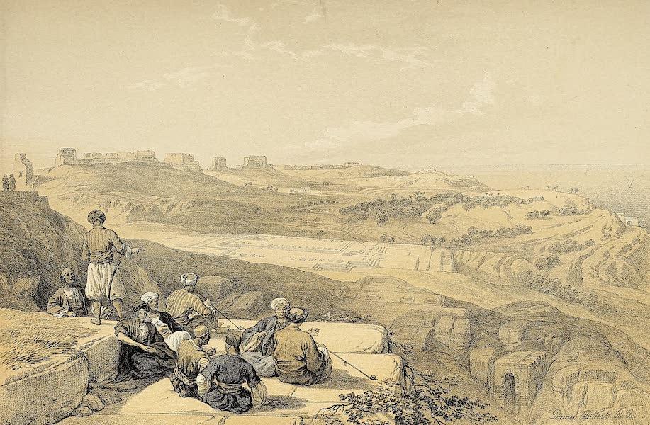 The Holy Land : Syria, Idumea, Arabia, Egypt & Nubia Vols. 1 & 2 - Askelon (1855)