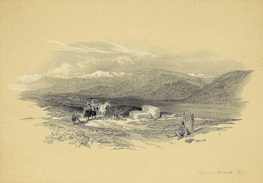 The Holy Land : Syria, Idumea, Arabia, Egypt & Nubia Vols. 1 & 2 - Sarepta (1855)