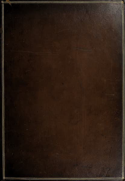 The Holy Land : Syria, Idumea, Arabia, Egypt & Nubia Vols. 3 & 4 - Front Cover (1855)