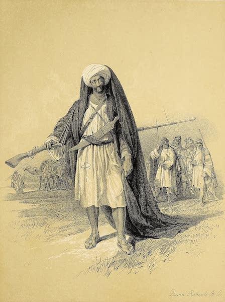 The Holy Land : Syria, Idumea, Arabia, Egypt & Nubia Vols. 3 & 4 - Arabs of the Desert (1855)