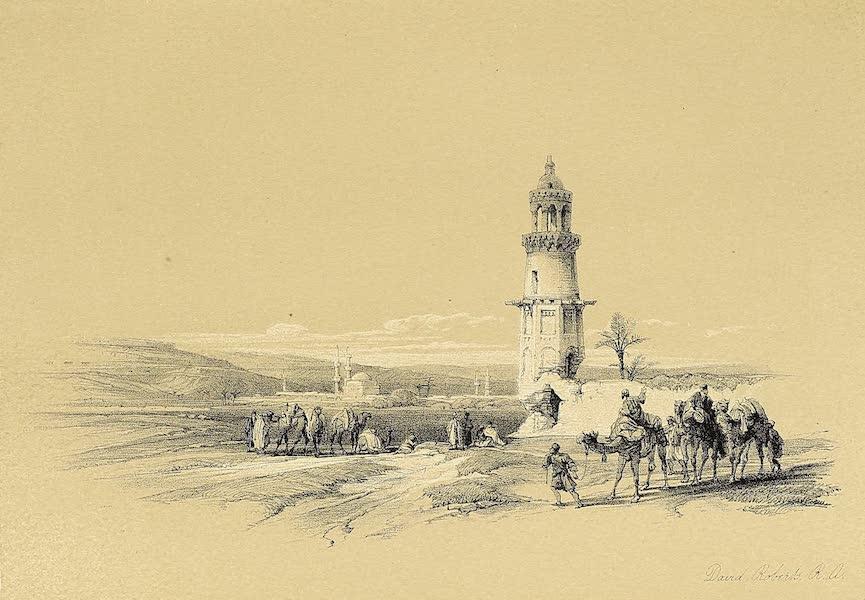 The Holy Land : Syria, Idumea, Arabia, Egypt & Nubia Vols. 3 & 4 - Siout (1855)