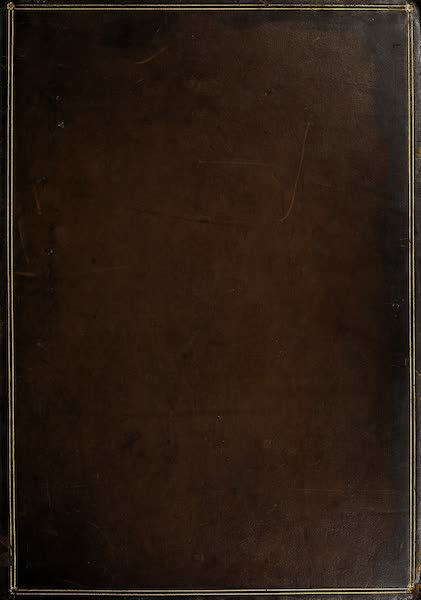 The Holy Land : Syria, Idumea, Arabia, Egypt & Nubia Vols. 5 & 6 - Front Cover (1855)