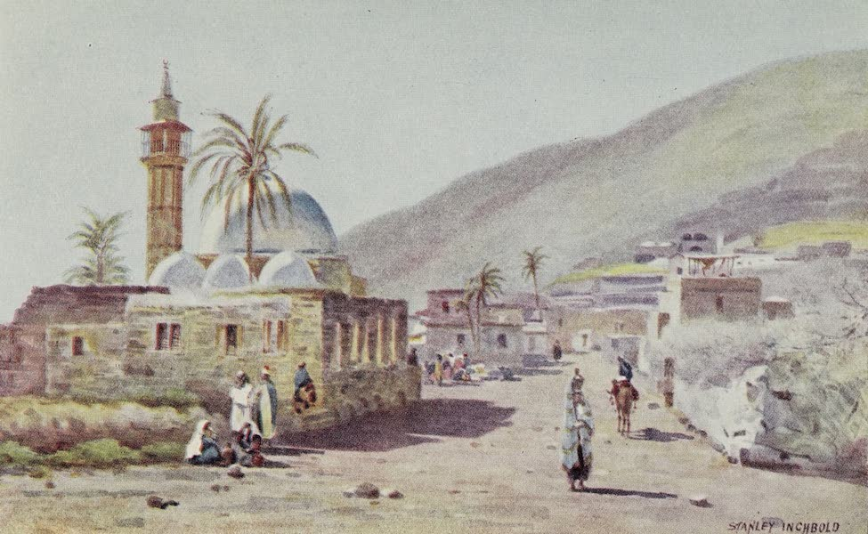The Home of Fadeless Splendour or, Palestine of Today - Within the Walls of Tiberias (1921)